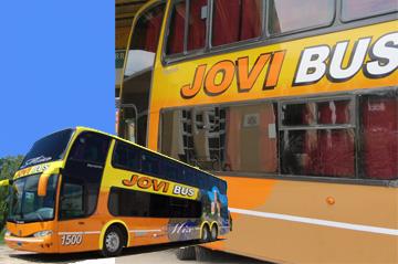 Horarios Jovi bus